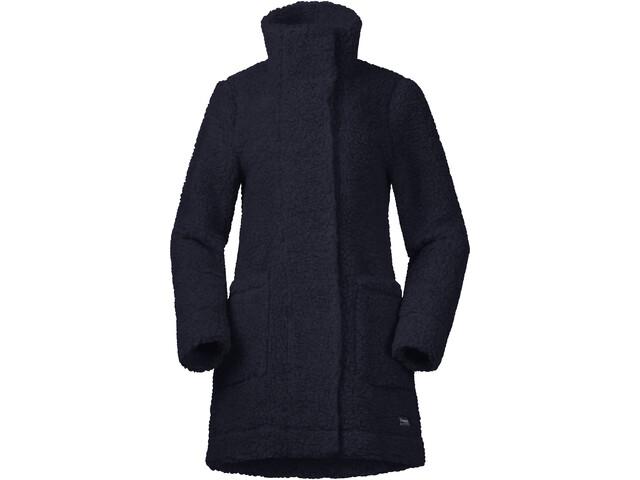 Bergans Oslo Wool LooseFit Giacca Donna, dark navy